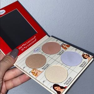 theBalm Makeup - The Lou Manizer's Quad